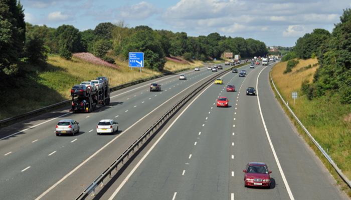 learners on motorways